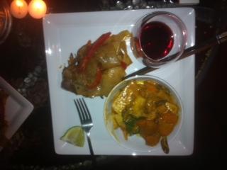 Restaurant Week Plate